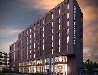 Planning Submitted For Hilton Garden Inn At Genr8 S Smithfield Stoke On Trent Genr8